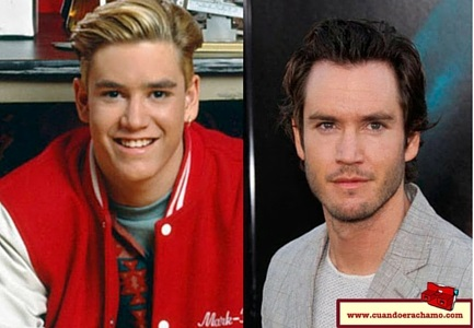 "Zackary""Zack"" Morris (Mark – Paul Harry Gosselaar)"