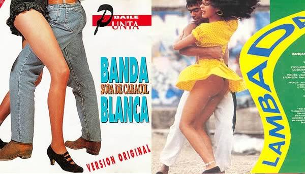 bailes latinos famosos 80s y 90s