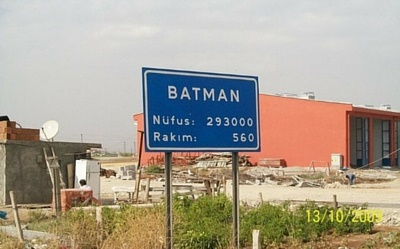 batman turquia