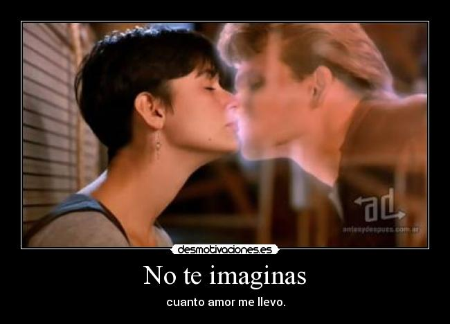 beso ghost pelicula