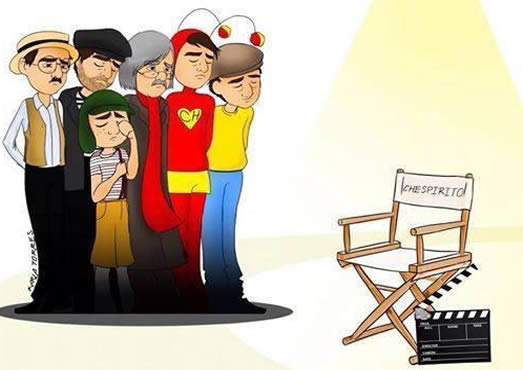 chespirito silla director