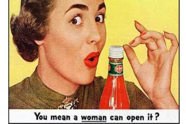 anuncios machistas antiguos retro