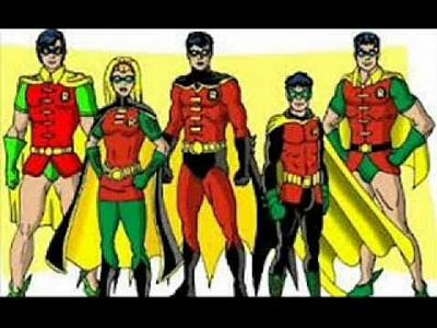 difrenetes Robin