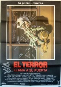 el terror llama a la puerta