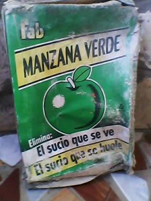 fab manzana verde