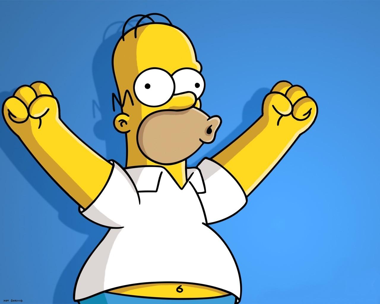 Megapost:Frases de los personajes de Los Simpsons