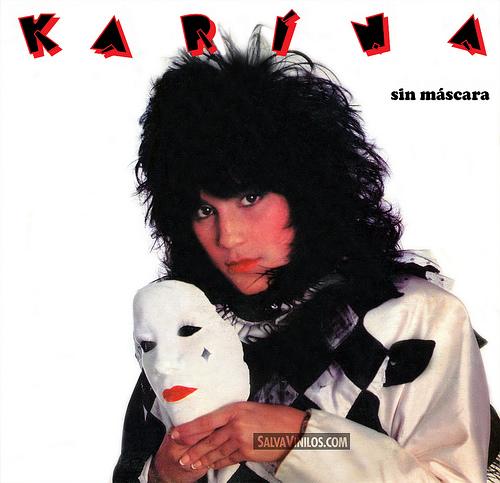 karina, cuál es su nombre real?