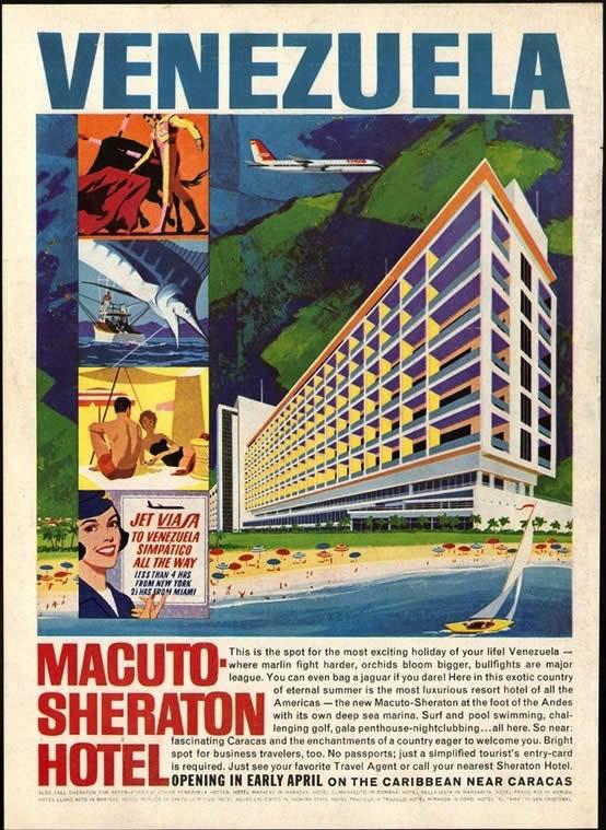 Hotel Macuto Sheraton Poster