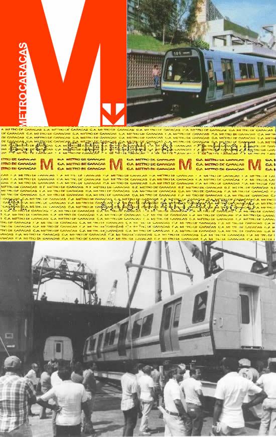 Metro de Caracas 30 años