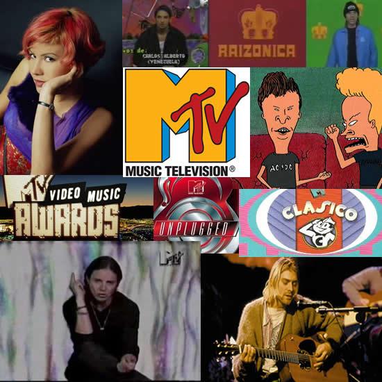 mtv latinoamérica años 90