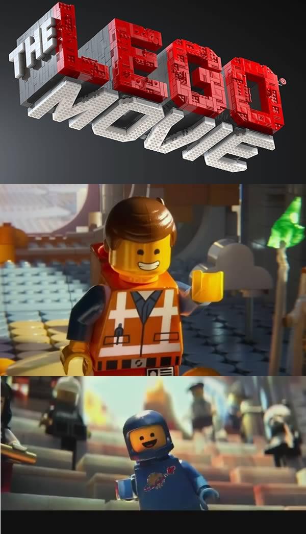 película de lego