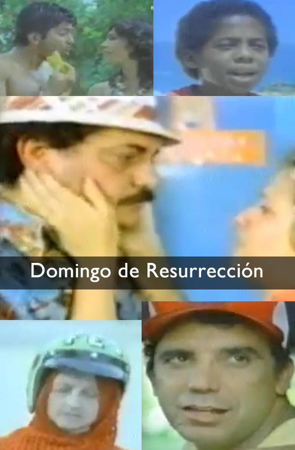 Película Domingo de Resurrección