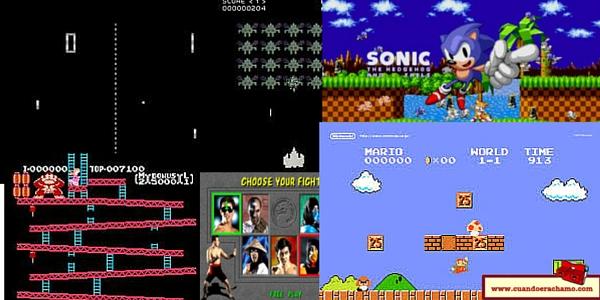portada videojuegos