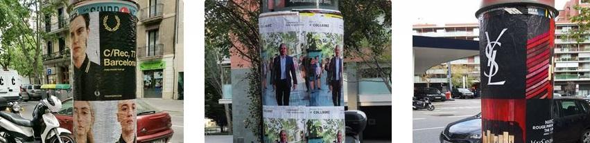 publicidad carteles exterior