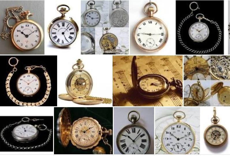 relojes de bolsillo 2