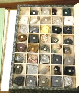 rocas coleccion
