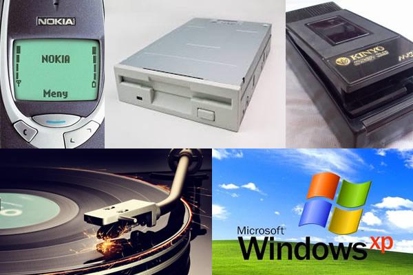 ruidos tecnologicos nostálgicos
