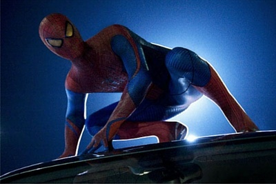 spiderman 2012