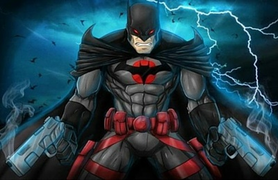 thomas wayne batman