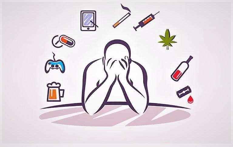 adicciones tipos y tratamientos