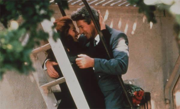 Escenas películas románticas cine mujer bonita