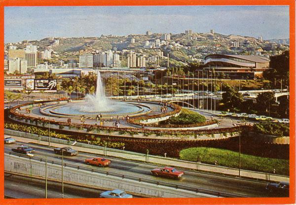 fuente plaza venezuela