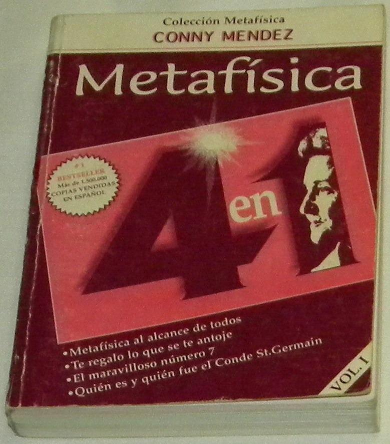 Libros metafísica de Conny Méndez